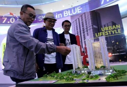 Pembukaan pameran LRT City Expo pada 21 Juli 2018.