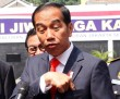Jokowi Invites Coalition Party Leaders