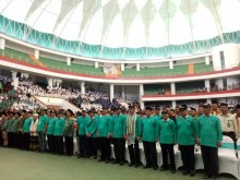 Menpora dan Ketua PBNU Buka Porsemonas I di Malang