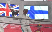 Langgar Aturan, Hamilton Lolos Hukuman FIA