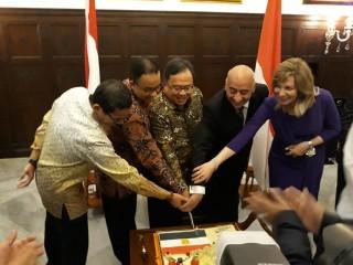 Indonesia-Mesir Semakin Kuat, Tren Perdagangan Positif