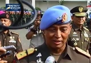 TNI: Pengangkatan Andika Perkasa karena Prestasi