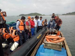 Polisi Gagalkan Penyelundupan Terumbu Karang ke Singapura