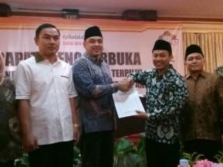 Zaki-Romli Kembali Nakhodai Kabupaten Tangerang