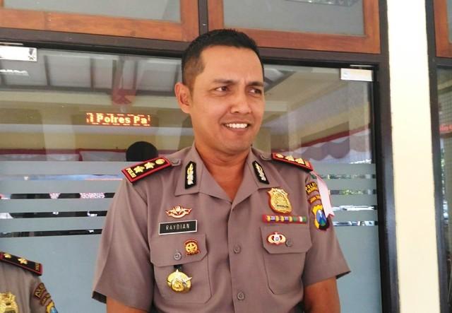 Kapolres Pasuruan AKBP Raydian Kokrosono. Foto: Medcom.id/Ilham Wibowo.