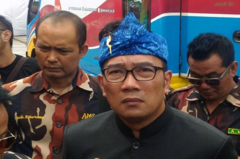 Bakal calon gubernur Jawa Barat Ridwan Kamil -- medcom.id/Roni Kurniawan