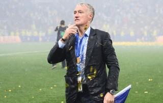 Kandidat Pelatih Terbaik FIFA: Deschamps, Zidane, dan Dalic Terdepan