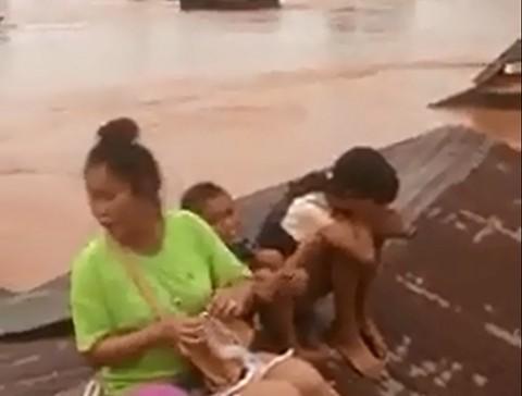 Bendungan Roboh di Laos, Singapura Tawarkan Bantuan