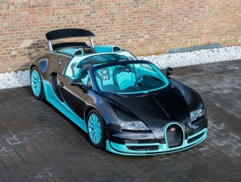 Biaya Ganti Oli Bugatti Veyron Seharga 2 Unit LCGC