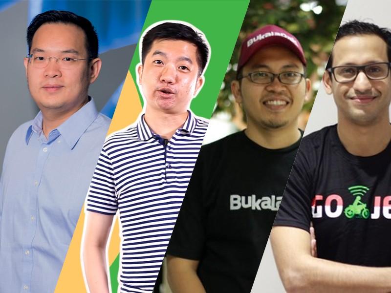 4 Pemilik Unicorn Indonesia Masuk Daftar Orang Terkaya