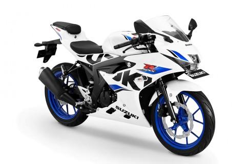 Kelir Putih Kembali Hadir di Jajaran Suzuki GSX-R150