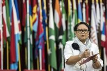 FM Retno to Visit South Korea