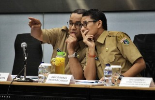 Anies Dikritik karena Naikkan PBB