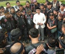 Ridwan Kamil Gandeng Klub 'Moge' untuk Katrol Pariwisata