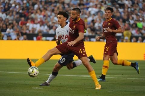 ICC 2018: Tottenham Berondong Empat Gol ke Gawang Roma