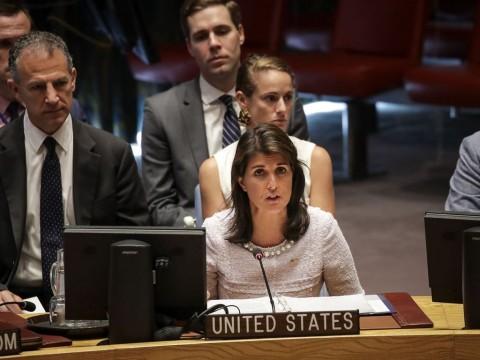 Haley: Negara Islam Terlalu Banyak Omong soal Palestina