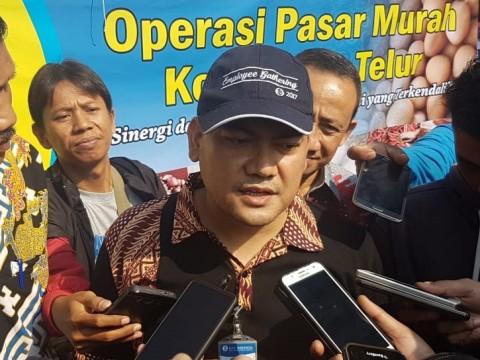 Deputi Kepala Perwakilan Bank Indonesia Cirebon Rawindra.
