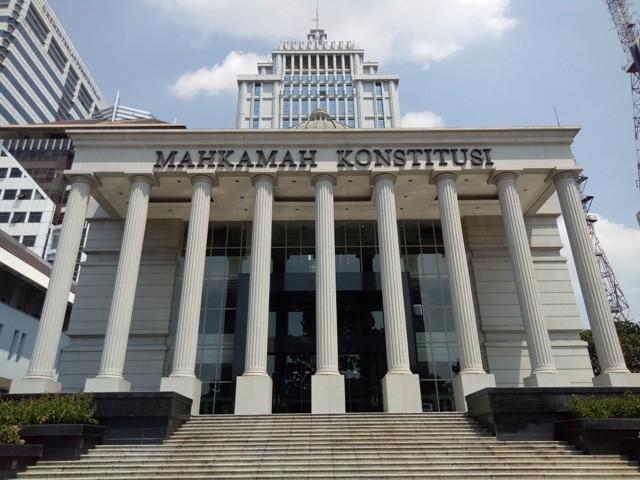Gedung Mahkamah Konstitusi. Foto: Medcom.id/Siti Yona Hukmana.