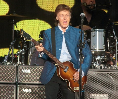 Siapakah Musisi Favorit Paul McCartney?