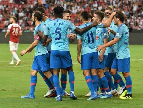 Eks Kiper Madrid Bantu Atletico Taklukkan Arsenal