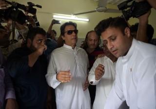 Imran Khan Klaim sebagai Perdana Menteri Baru Pakistan