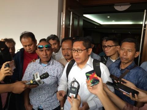Anas Tantang Jaksa KPK Ucap Sumpah Kutukan