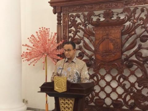 Anies: Industri Sumbang Polusi di Jakarta