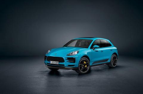 Wajah Baru Porsche Macan