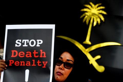 Pasangan Asal Indramayu Bebas Hukuman Mati di Arab Saudi