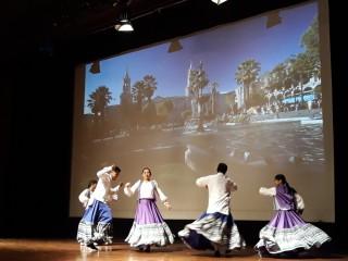 HUT ke-197, Peru Kenalkan Budayanya di Jakarta