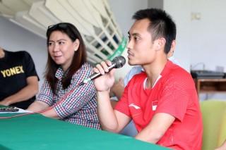 Target Indonesia di Kejuaraan Bulu Tangkis Dunia