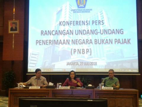 UU PNBP tak Hanya Optimalkan Penerimaan Negara