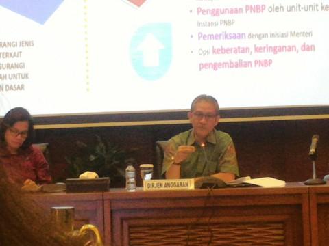 Kemenkeu Sebut Ada 70 Ribu Pungutan PNBP yang Berlaku