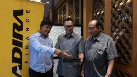 Adira Finance Bukukan Labar Bersih Rp874 Miliar di Semester I-2018