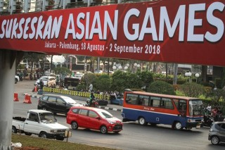 Sri Mulyani Says Asian Games Could Boost Growth