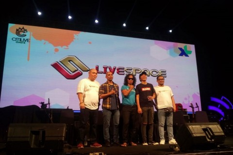Livespace, Tempat Konser Baru di Tengah Jakarta