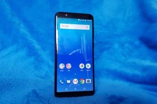 Menjajal ASUS Zenfone Max Pro M1 4GB