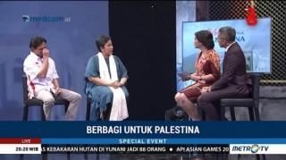 Media Group Perpanjang Masa Penggalangan Dana untuk Palestina