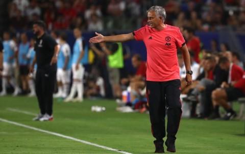 MU Dikalahkan Liverpool, Mourinho Semprot Martial dan Valencia