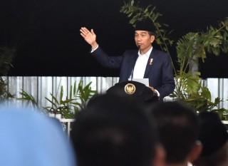 Jokowi Puji Keindahan Pesantren Dea Malela