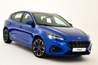 Desain Ford Focus Terbaru, Terinspirasi Pasar Mobil di Tiongkok