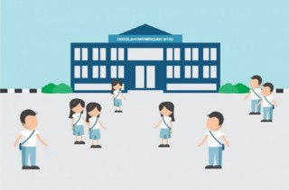 Saber Pungli Diminta Periksa SMA di Depok