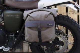 Pakai <i>Side Bag</i>, Berkendara Bisa Tetap Gaya