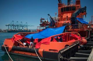 Spanyol Selamatkan Lebih dari 200 Imigran di Mediterania