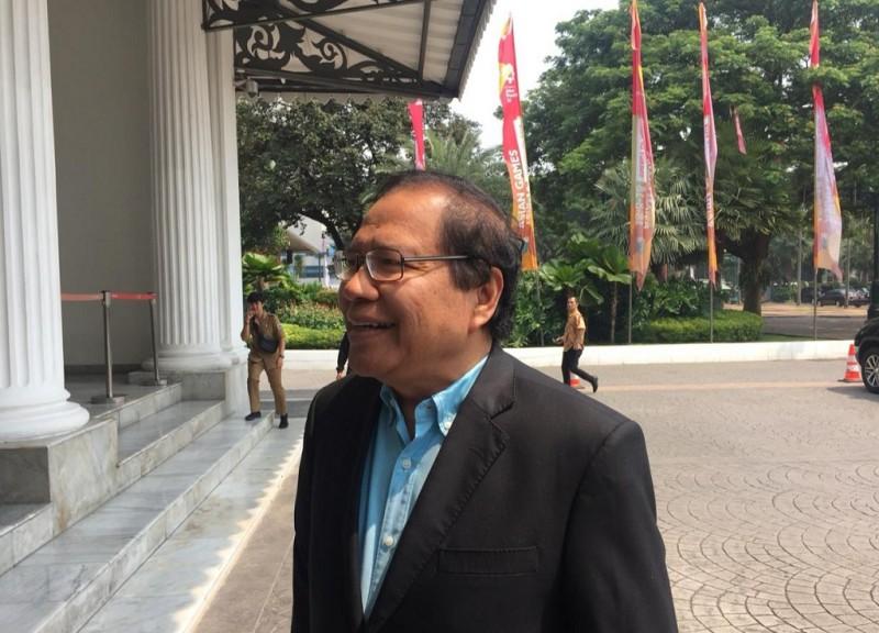 Pakar Ekonomi Rizal Ramli - Medcom.id/M Sholahadhin Azhar.