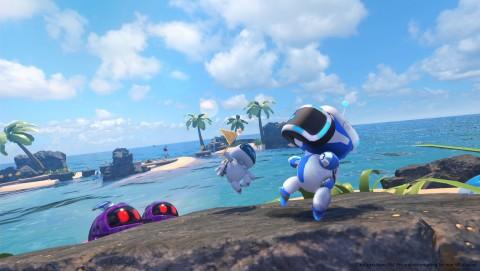Astro Bot: Rescue Mission Bersiap Oktober, untuk PlayStation VR