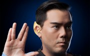 Earphone Ini untuk Penggemar Star Trek