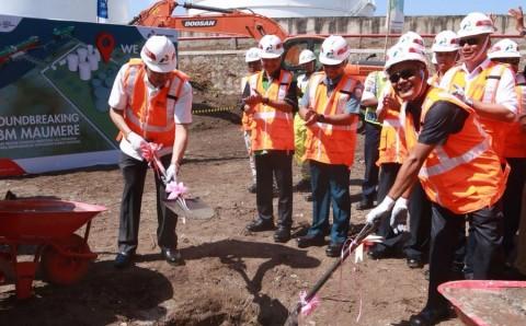 Pertamina Bangun 29 Proyek Strategis Infrastruktur Lebih dari Rp20 Triliun