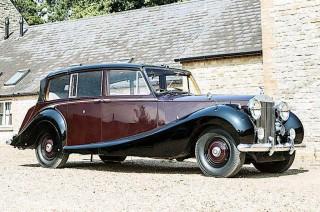 Rolls-Royce 1953 Klasik, Ditaksir Rp33 Miliar