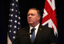Pompeo to Travel to Indonesia This Week